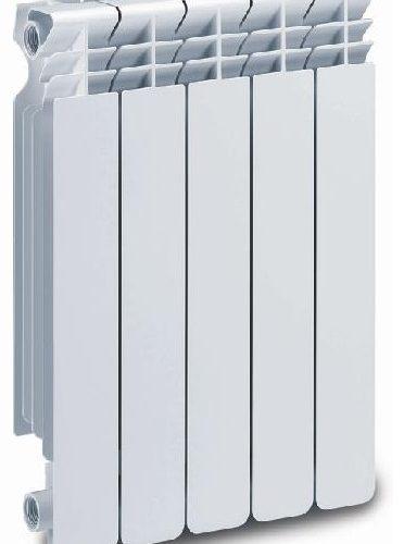 radiator aluminiu